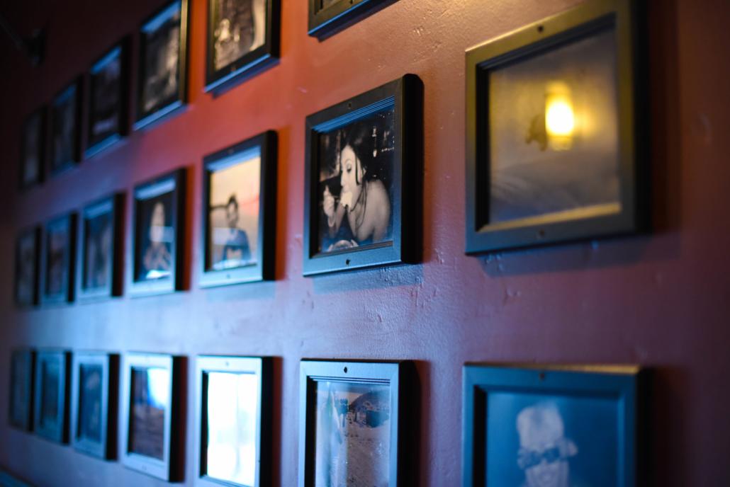 Stubrik's Fullerton Restaurant Photo Wall