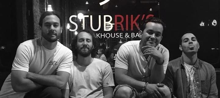 200 West Live at Stubrik's